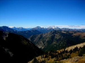 North Cascades, Pasayten Wilderness