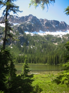 Cutthroat Lake, WA