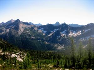 Cutthroat Pass, WA