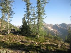Snowy Lakes North Cascades