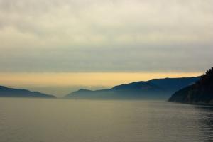 Puget Sound in October