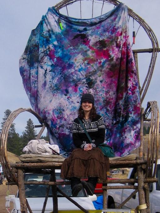 Okanogan Barter Fair, Tonasket WA