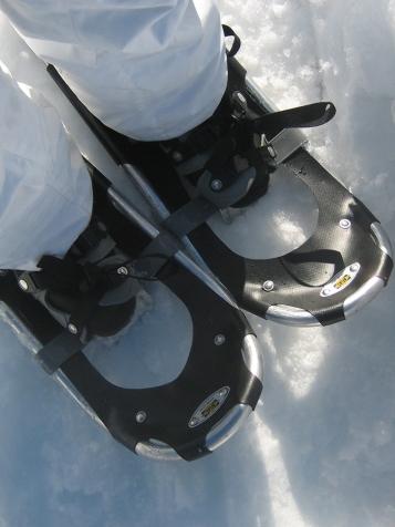 snowshoes Winthrop WA