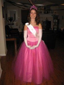 Miss America Halloween Costume