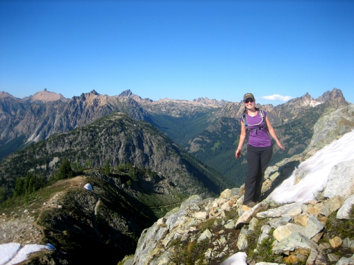 Heather Pass, North Cascades, Washington State