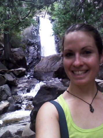 Falls Creek Okanogan Forest WA