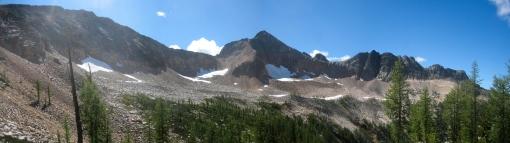 Shellrock Pass, Pasayten WA