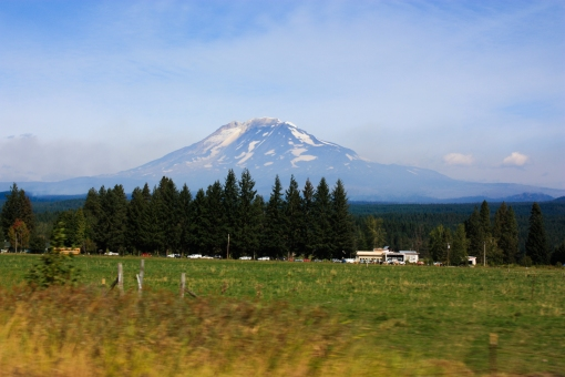 Mount Adams, Trout Lake WA