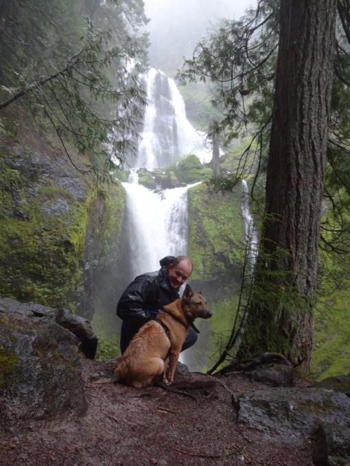 Falls Creek Falls hike, Carson WA