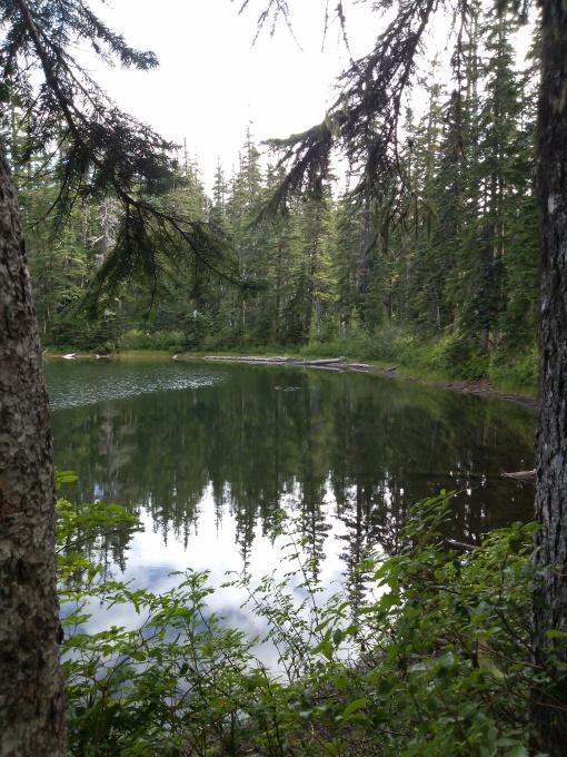 Thomas Lakes, Gifford Pinchot Forest, WA