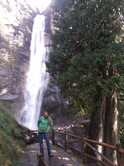 Rainbow Falls, Stehekin WA