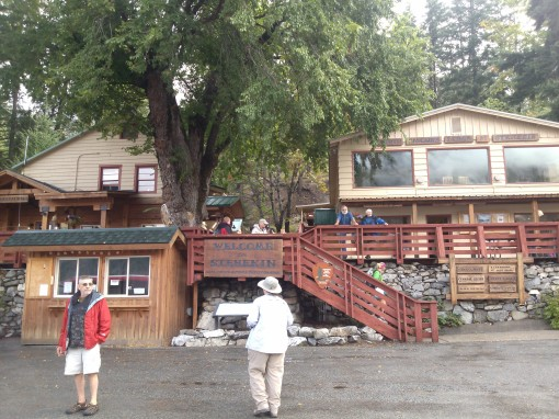 lodge at Stehekin, Lake Chelan WA
