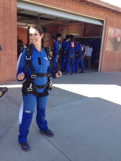 skydiving Perris California