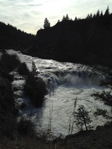 Steelhead Falls, Terrebone OR