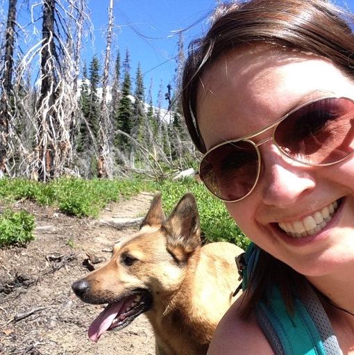 mt adams wilderness, PCT trail WA