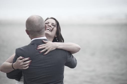 married on the coast, Rockaway Beach OR 2016