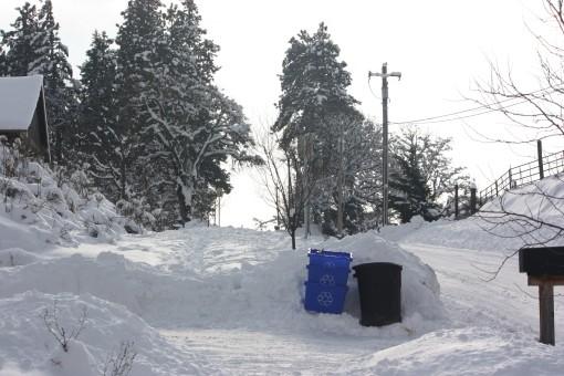 recycle hood river oregon winter 2017