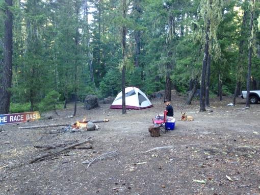 Cascade Creek, Gifford Pinchot NF WA
