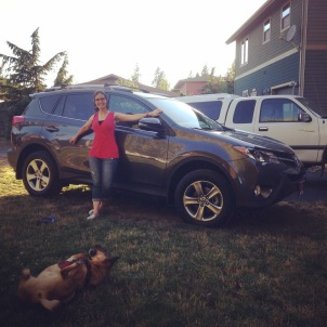 2015 Toyota Rav4 XLE buying a car