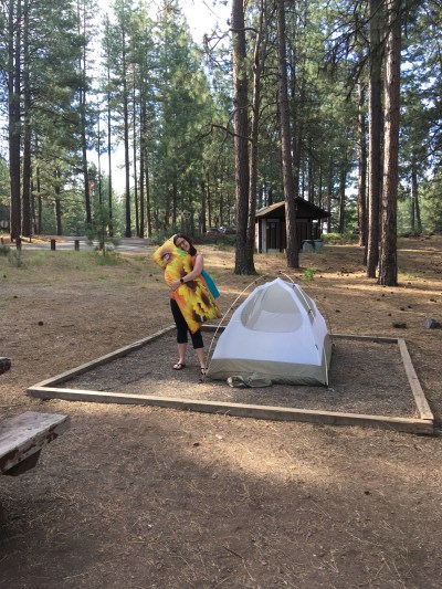 Topsy Campground, Keno Oregon