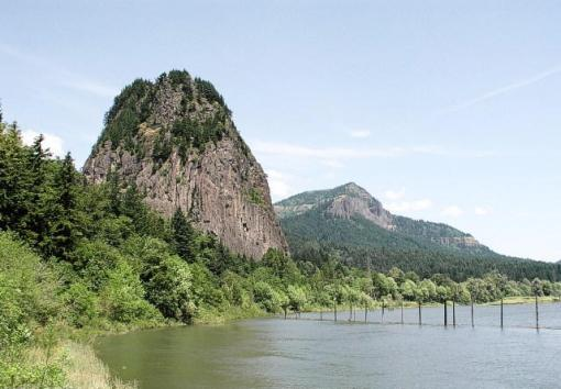 Beacon Rock, WA hike