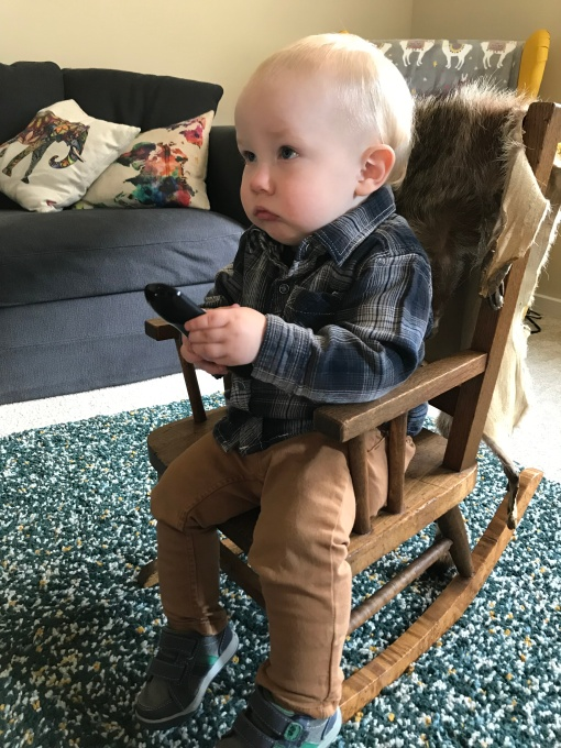 family rocking chair, Bend OR